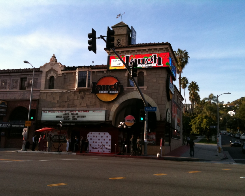 Restaurants near Laugh Factory Hollywood; Menus, Photos, Reviews for Restaurants near Laugh Factory Hollywood Zomato is the best way to discover great places to eat in your city. Our easy-to-use app shows you all the restaurants and nightlife options in .
