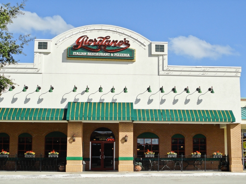 · Giordano's, Orlando: See unbiased reviews of Giordano's, rated 4 of 5 on TripAdvisor and ranked # of 3, restaurants in Orlando.