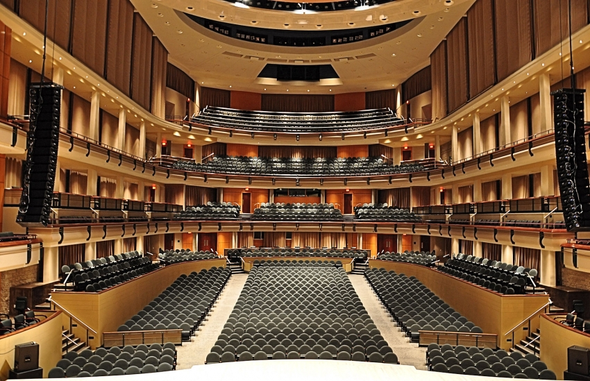 winspear seating chart: Francis winspear centre for music edmonton cityseeker