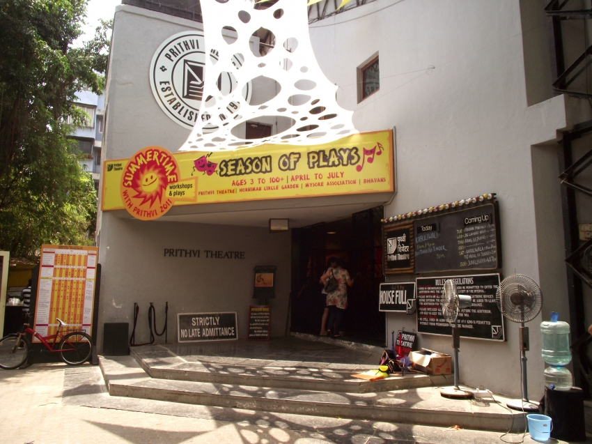 Image result for prithvi theaters