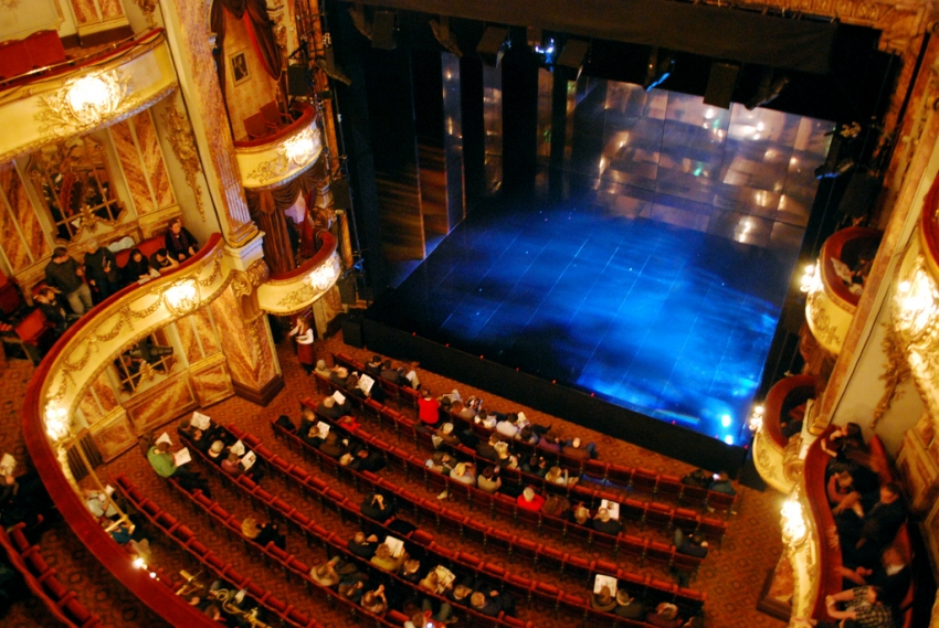 The Novello Theatre London Entertainment Venues Eventseeker