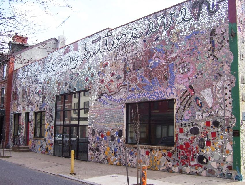 The Painted Bride Art Center In Phila Pa