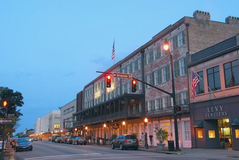 Hotels Near River St Savannah Ga Newatvs Info