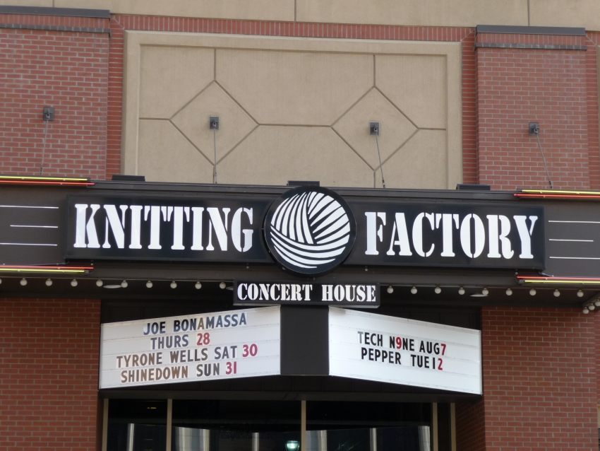 Image result for knitting factory spokane