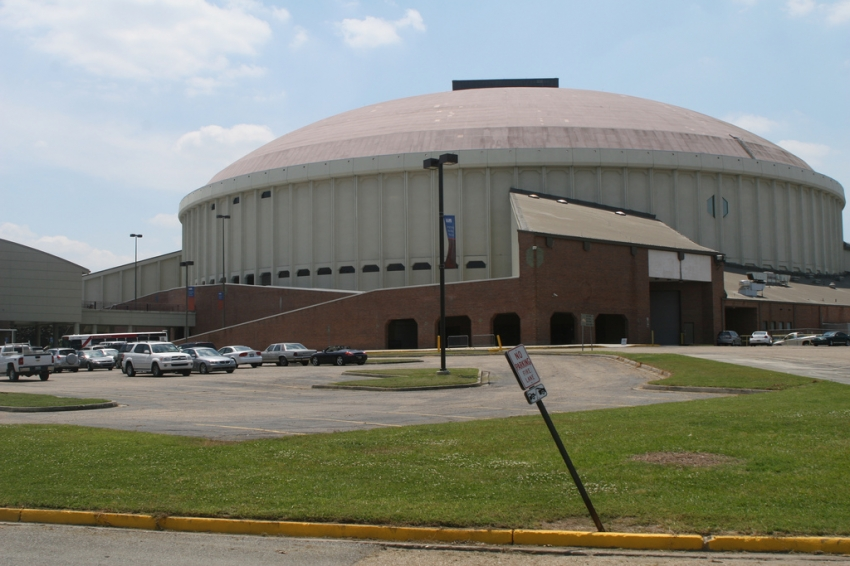 Cajundome And Convention Center