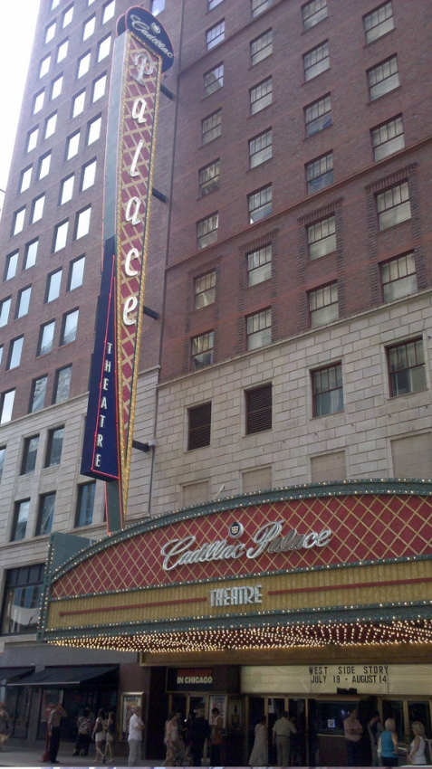cadillac palace theatre chicago entertainment venues eventseeker. Cars Review. Best American Auto & Cars Review