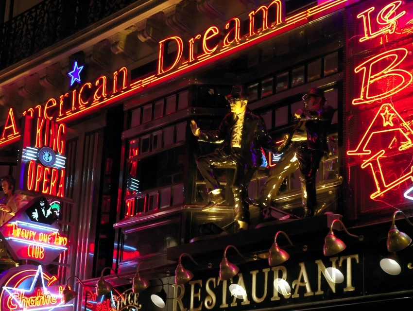 American Dream | Paris | Restaurants, Bars & Cafes, Entertainment ...