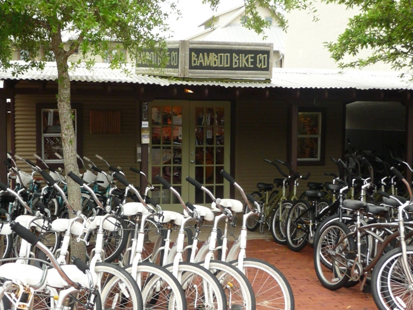 Bamboo Bike Company Rosemary Beach