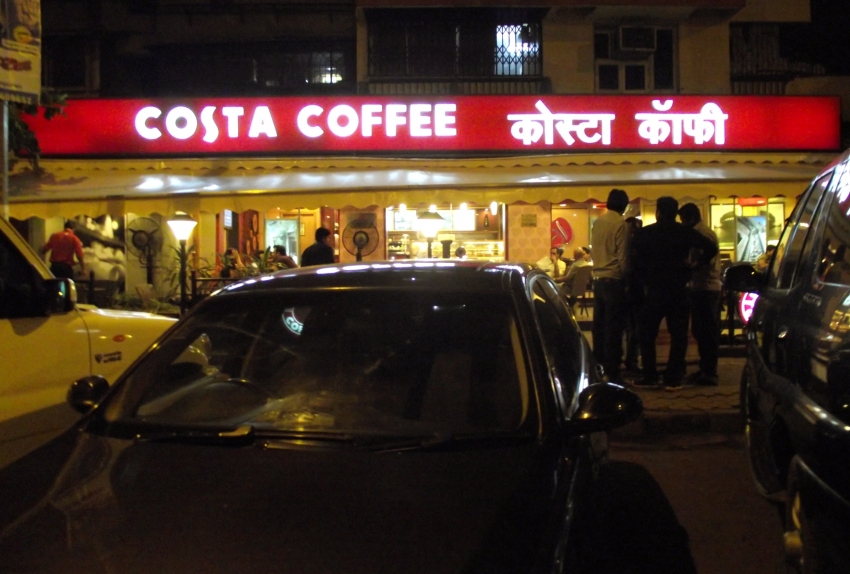 Image result for costa coffee restaurant versova