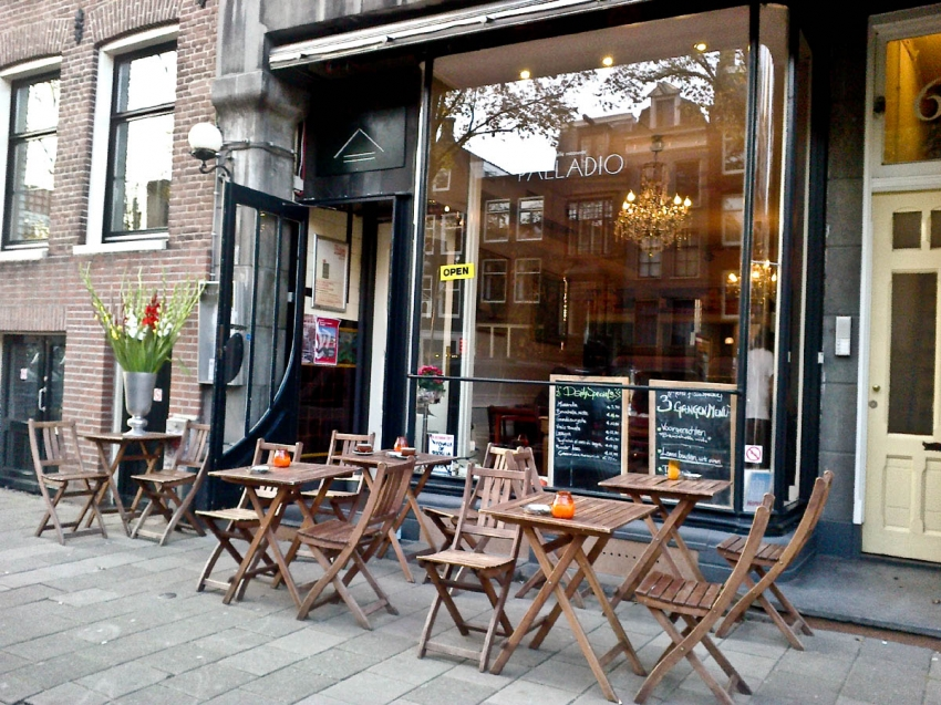 Pianeta Terra Amsterdam : The best places for risotto in amsterdam