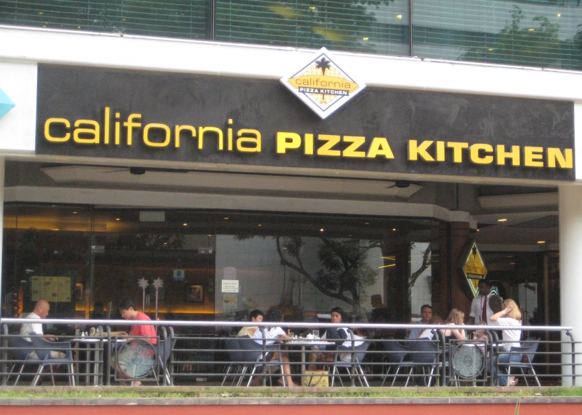 awesome California Pizza Kitchen Singapore #1: California Pizza Kitchen Singapore Zitzat